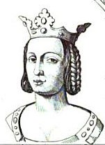 Queen consort of the Franks