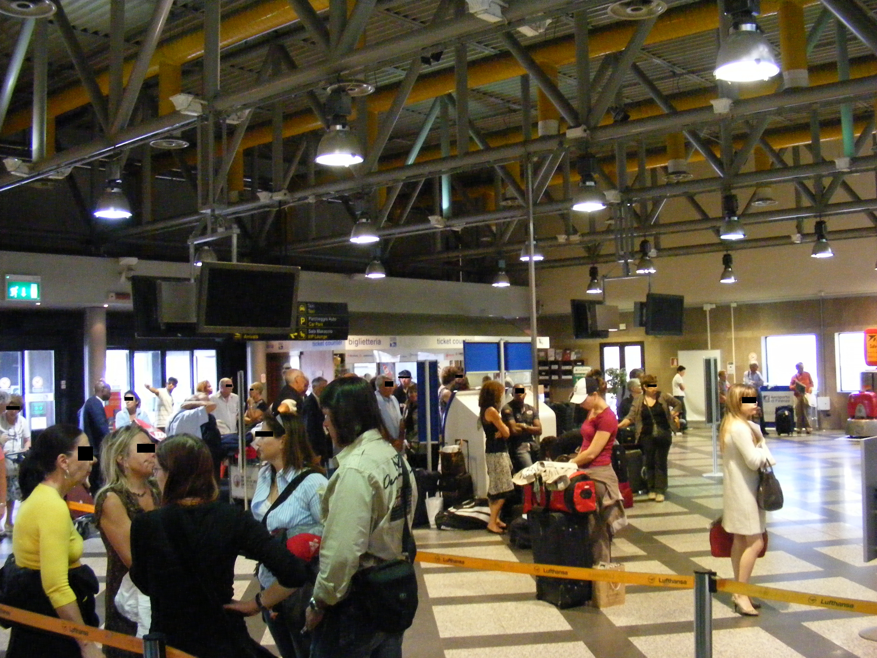 Aeroporto Firenze : File aeroporto di firenze check in area g wikimedia