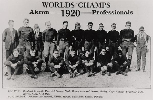 1920 Akron Pros season - Wikipedia