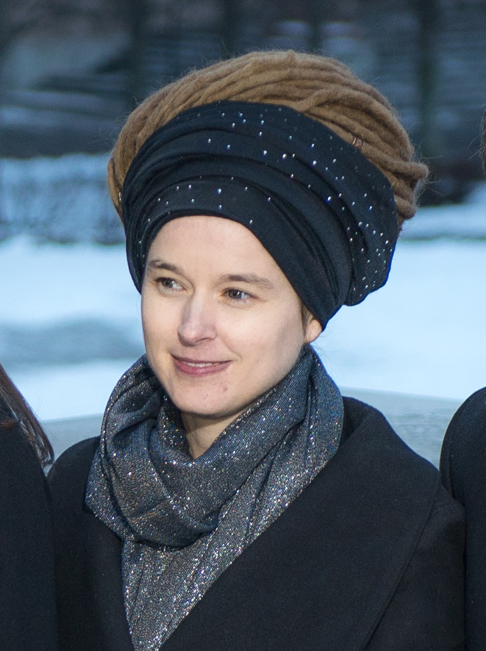 Amanda Lind file:amanda lind in 2019 - wikimedia commons