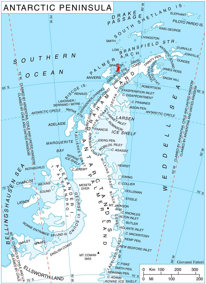 Brabant Island