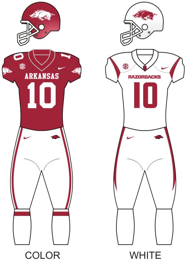 Arkansas Razorbacks Football Wikipedia