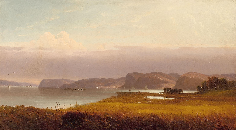File Autumn Hudson River John Williamson 1871 Wikimedia mons