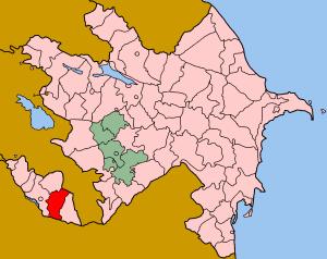 شهرستان جلفا (جمهوری آذربایجان)