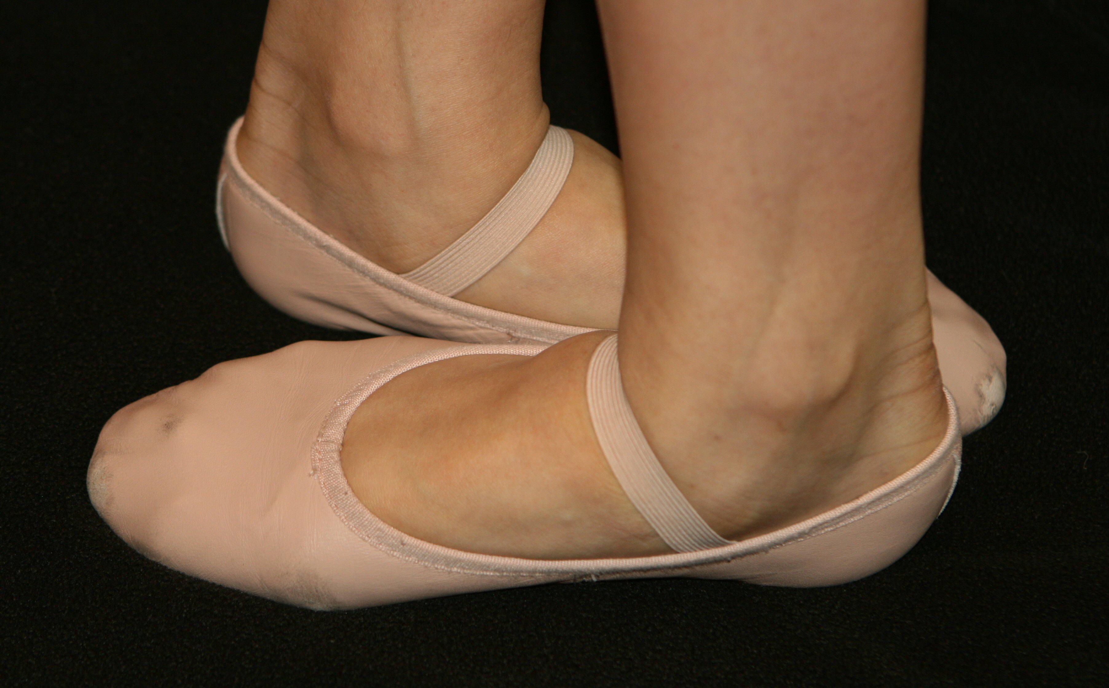 6ad4998b031e Ballet shoe - Wikipedia