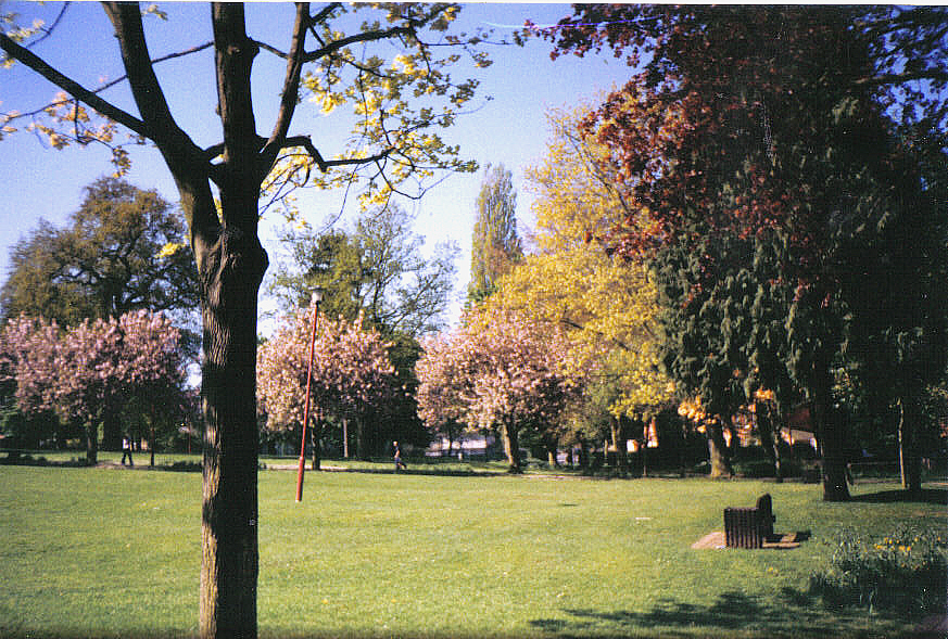 People's Park, Banbury