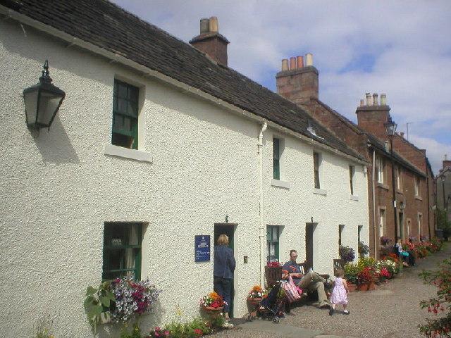 File:Barrie's Birthplace, Kirriemuir - geograph.org.uk - 105807.jpg