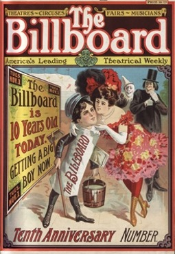 Billboard Tenth Anniversary Issue, 1904