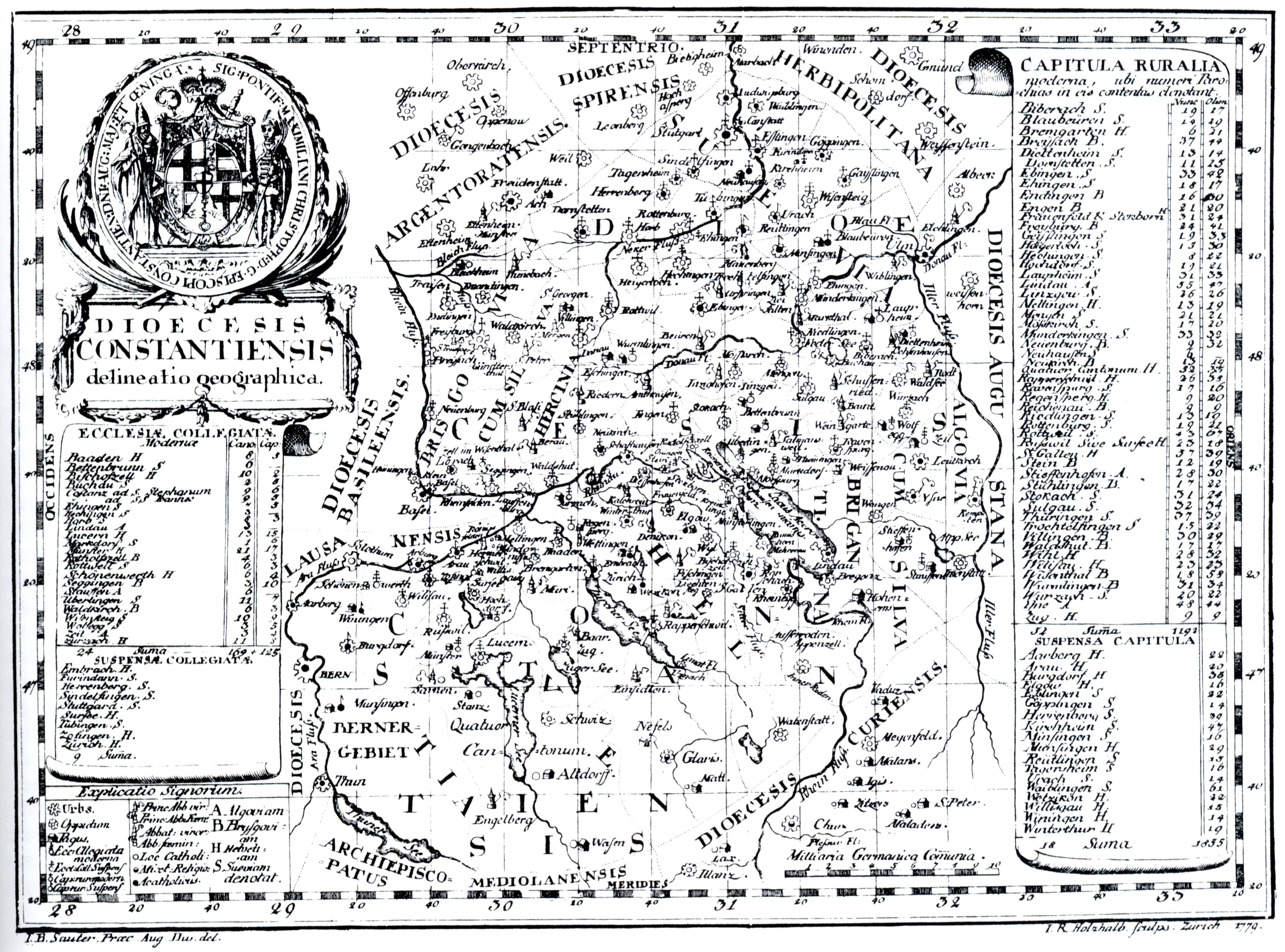Lake Konstanz Map - Konstanz Germany • mappery