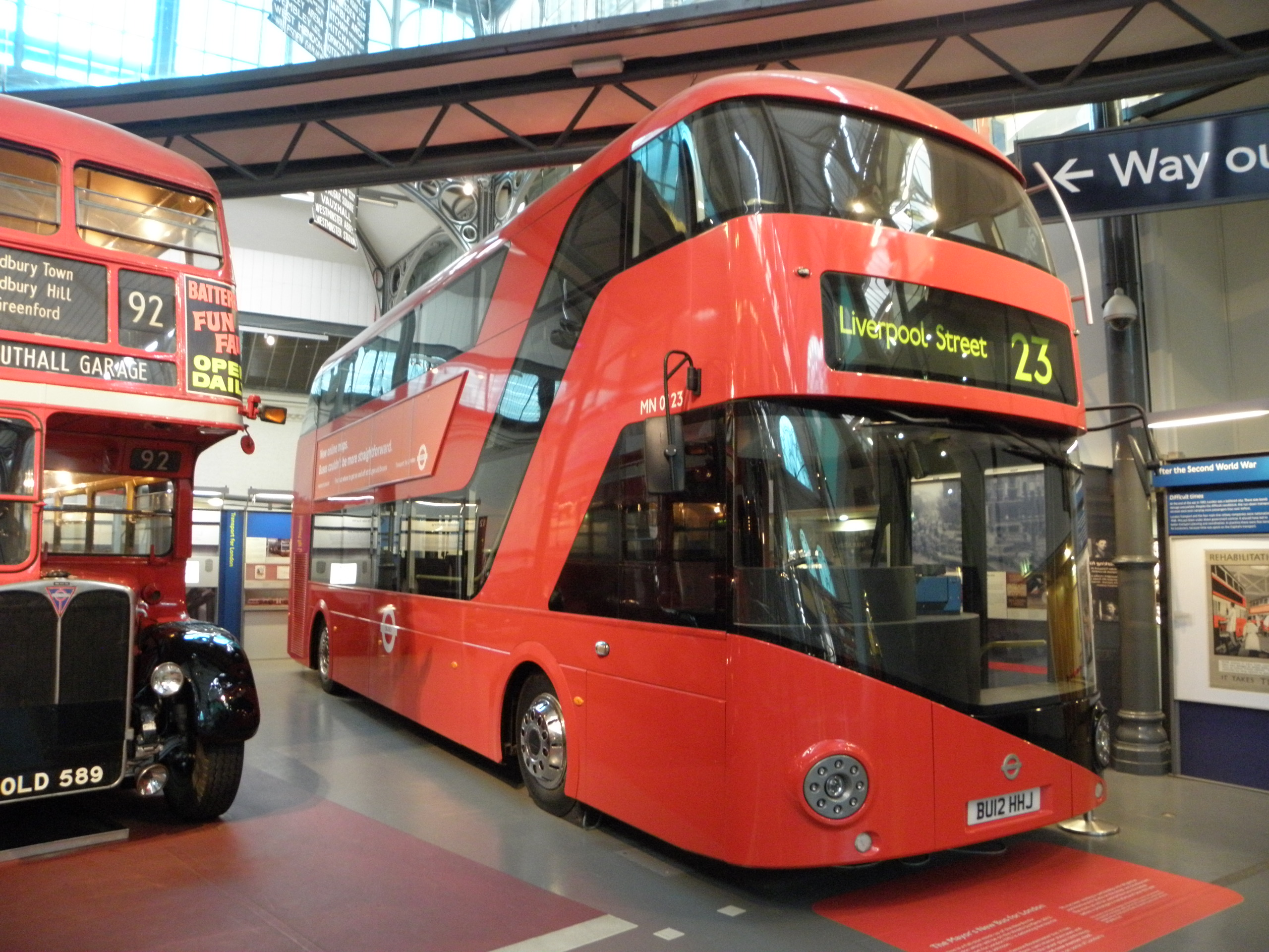 File:Boris Bus at London Transport Museum.jpg - Wikimedia Commons