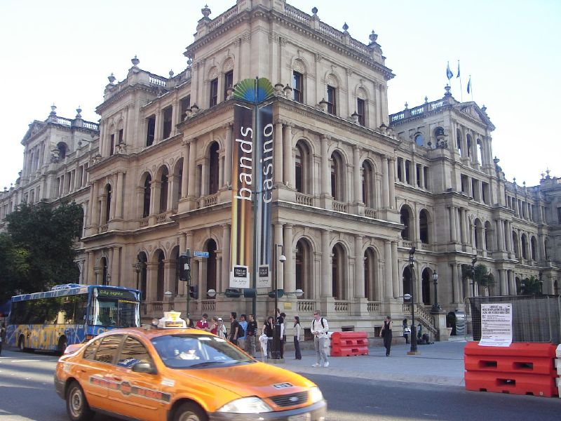 Parking At Treasury Casino
