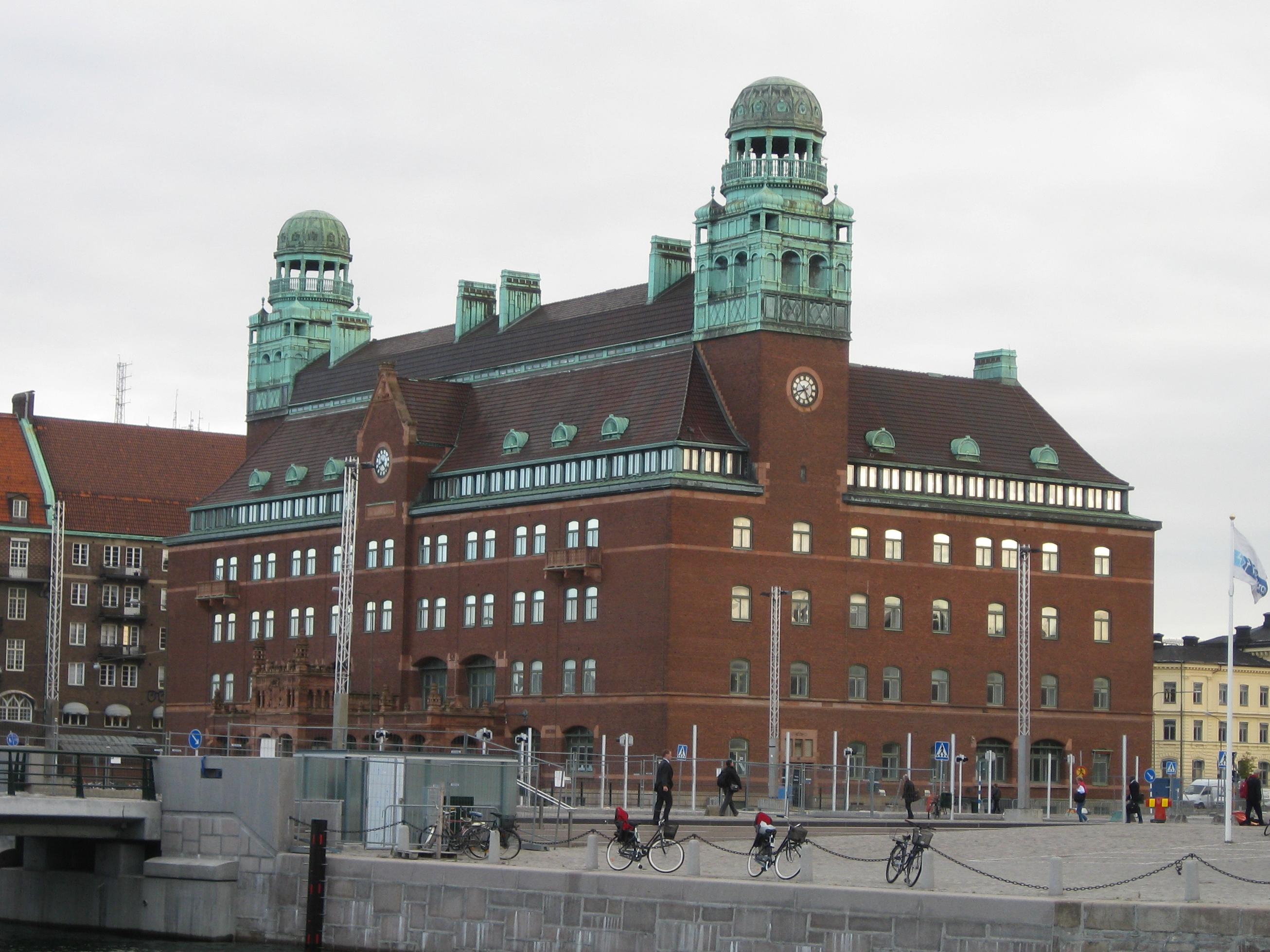 Malmö Centralposthuset