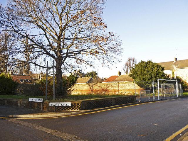 Chapel Street Car Park Aberdeen Permit