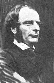 Photo of Charles Kingsley