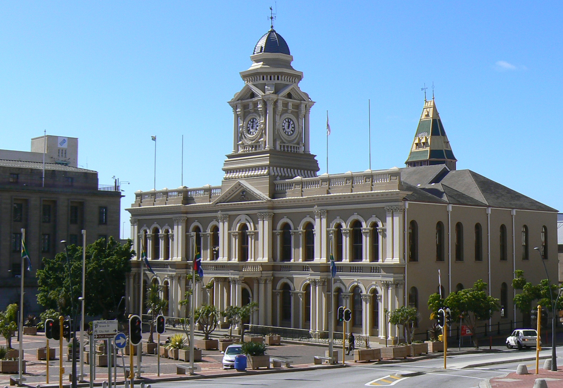 File city hall market square port elizabeth south - What to do in port elizabeth south africa ...