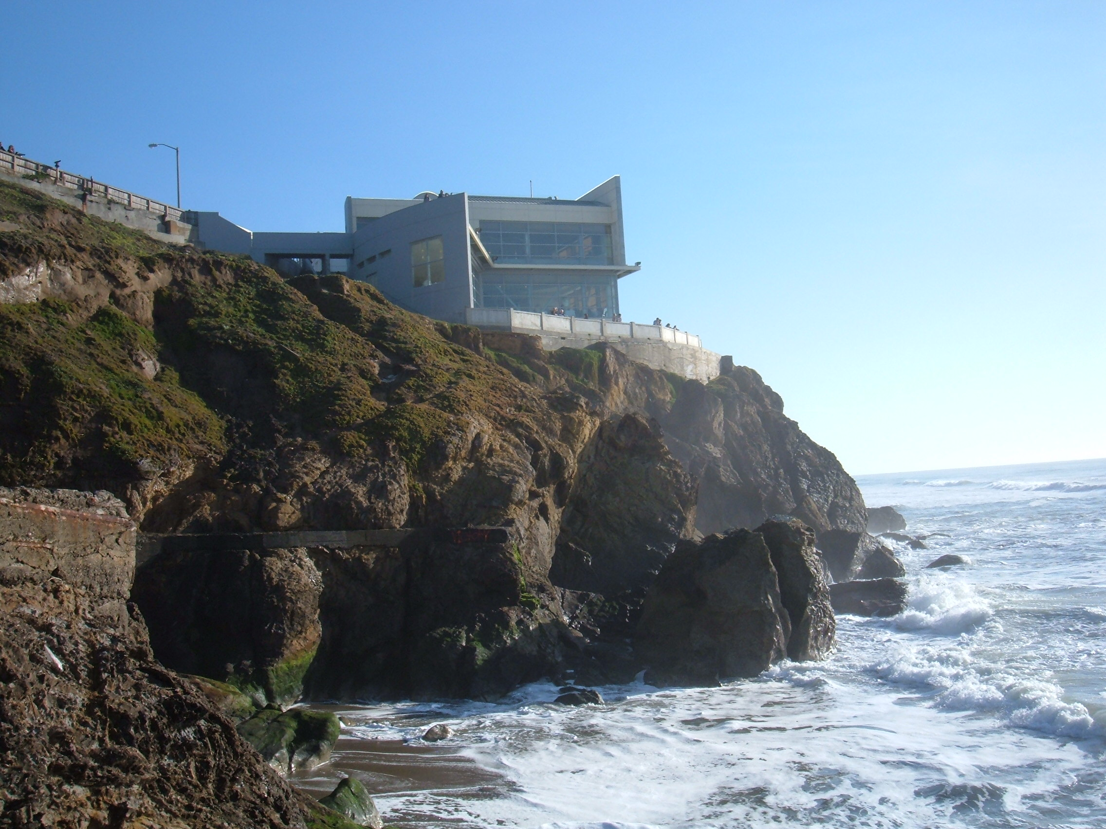 File:Cliff House From Sutro Baths 1.JPG