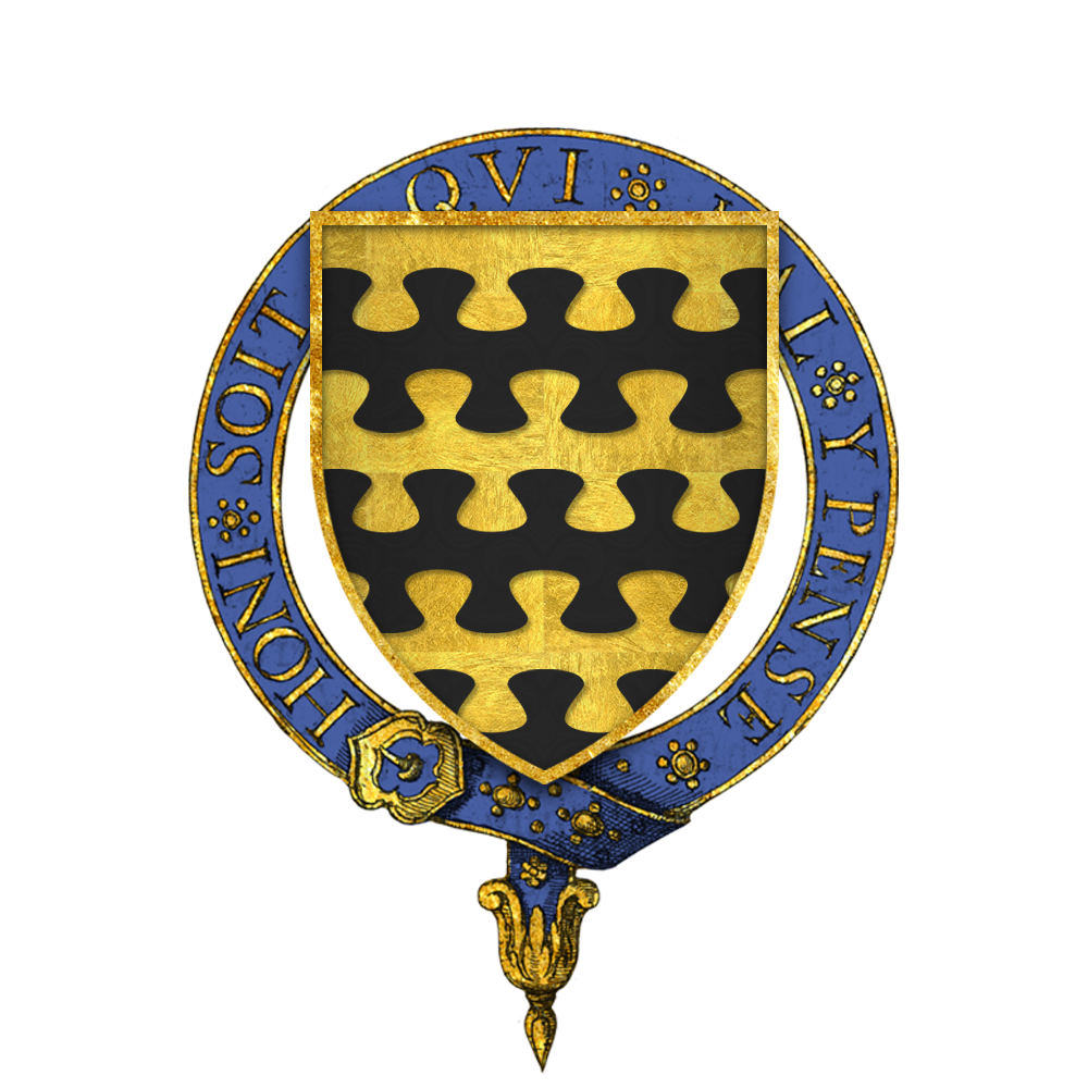 File:Coat of Arms of Sir John Blount, KG.png - Wikimedia Commons