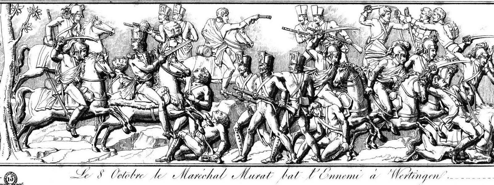 Battle Of Wertingen Wikipedia