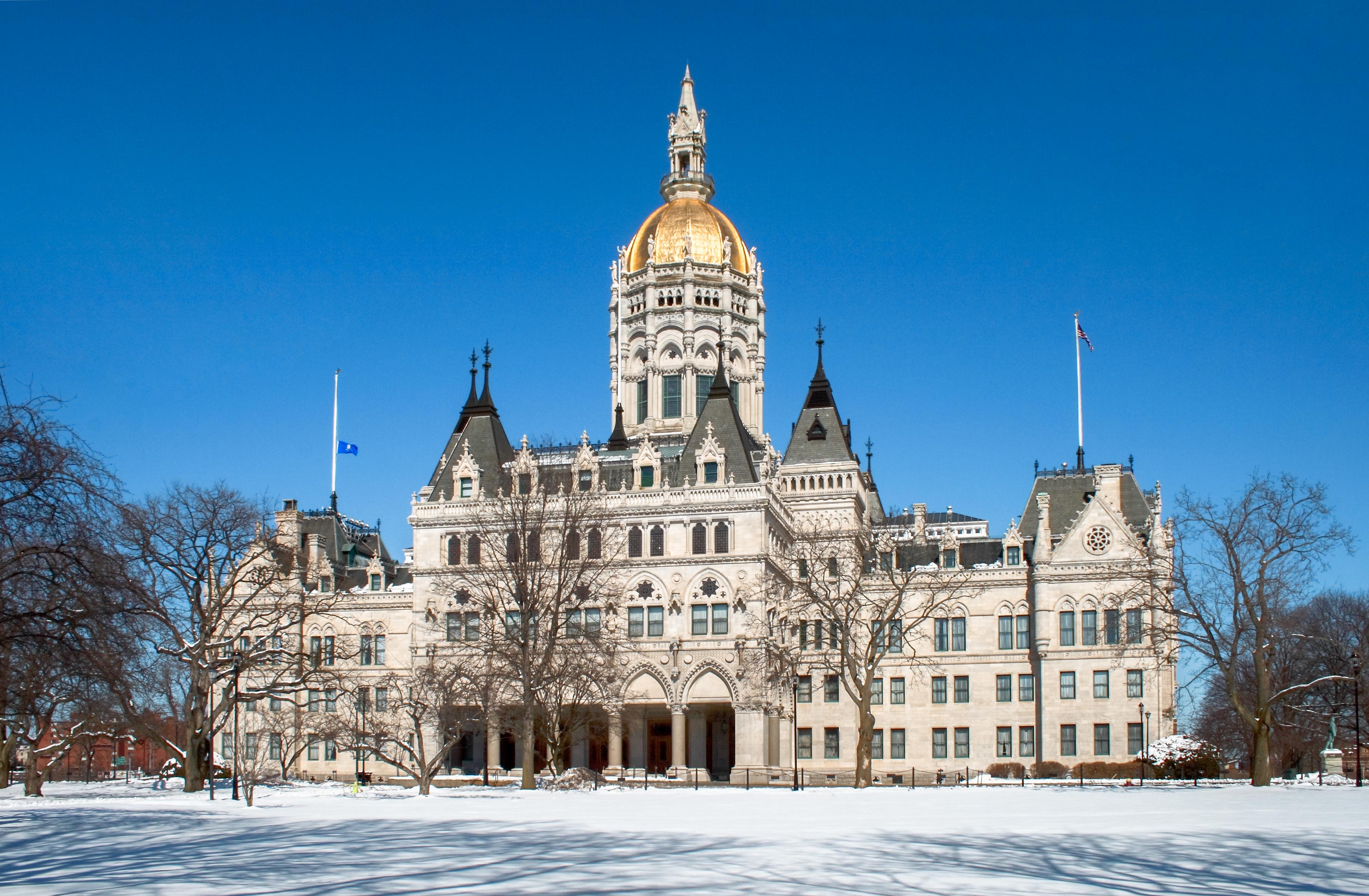 Legislative Office Building Hartford Connecticut