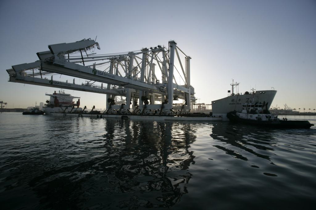 City Of Long Beach Harbor Department