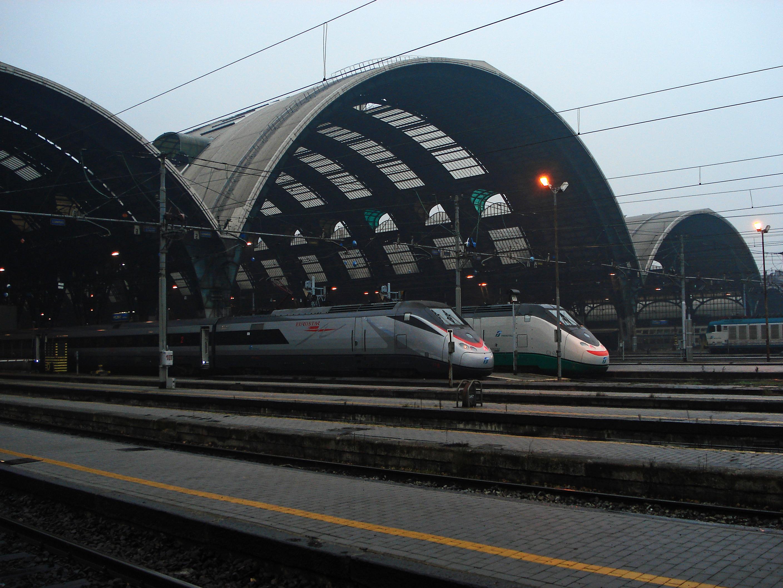 Transport in italy wiki everipedia - Orari treni milano centrale genova porta principe ...