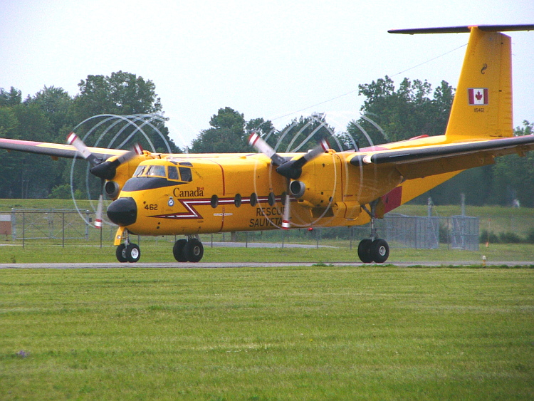 Buffalo Transport Plane