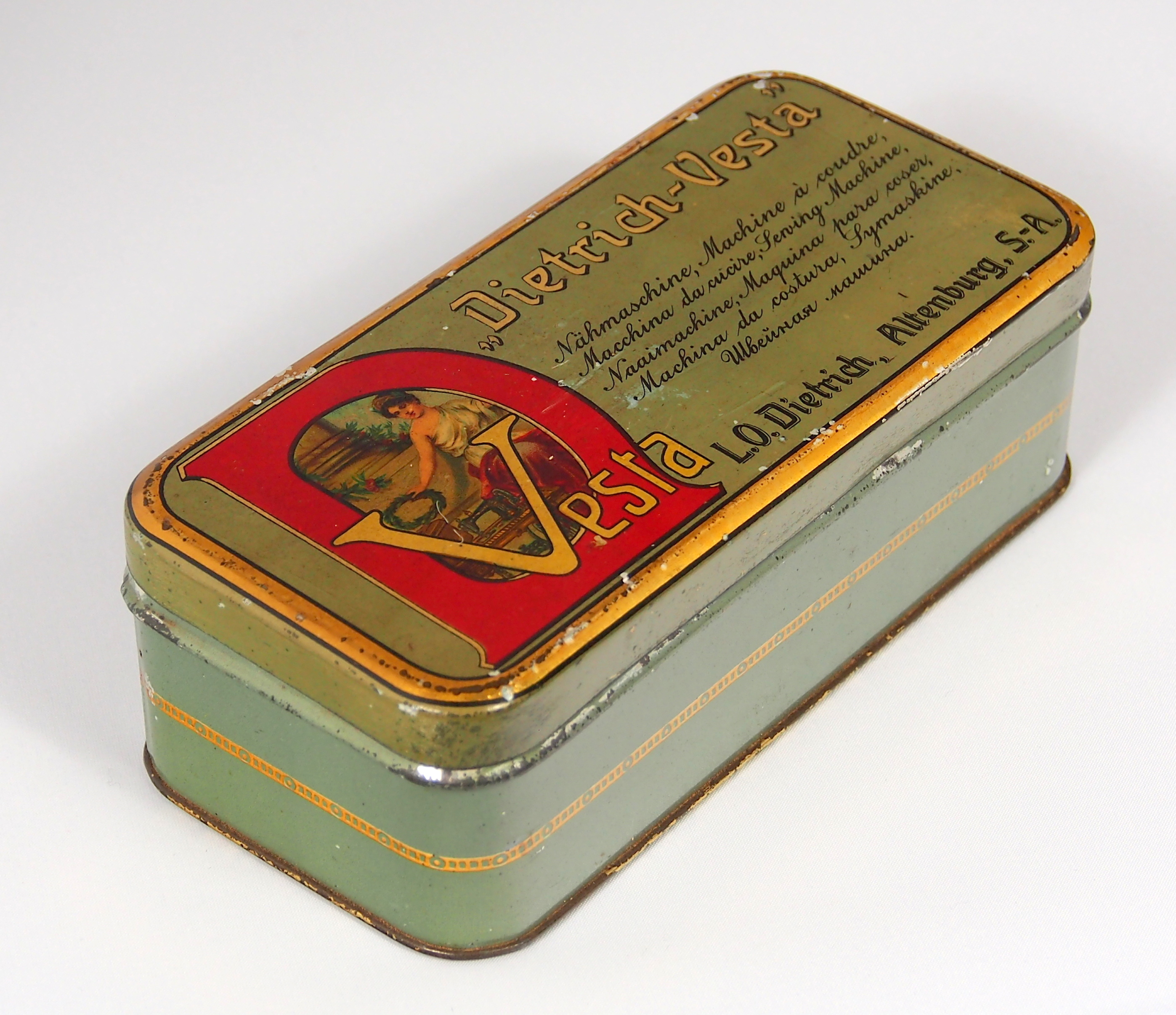 Tin Can Product Food