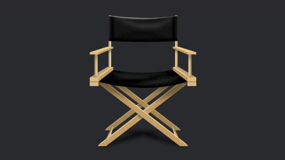 Directors chair vector - File Director S Chair Icon Jpg Wikipedia