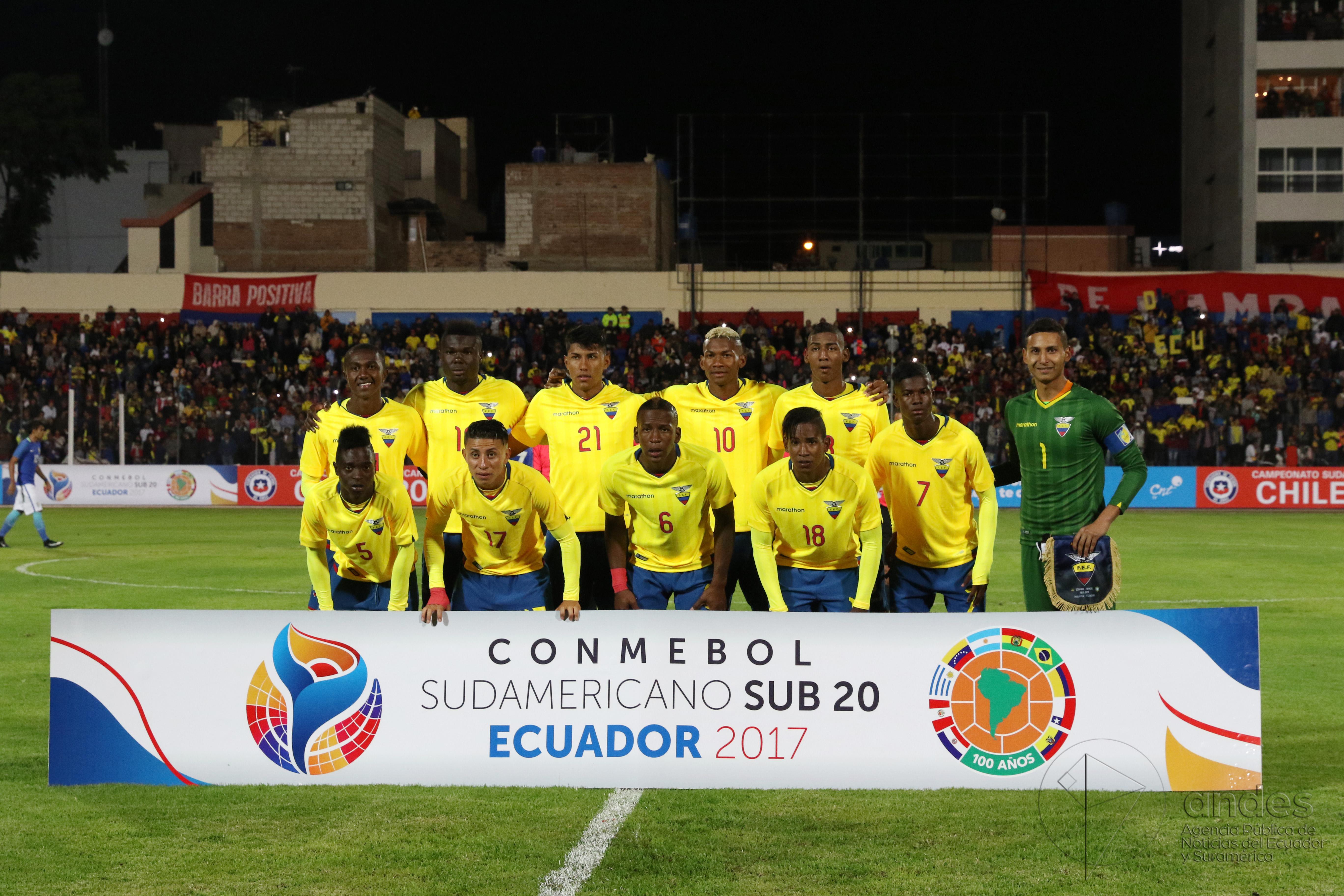 Brasil Sub 20: File:ECUADOR-BRASIL SUB 20 (32395163365).jpg