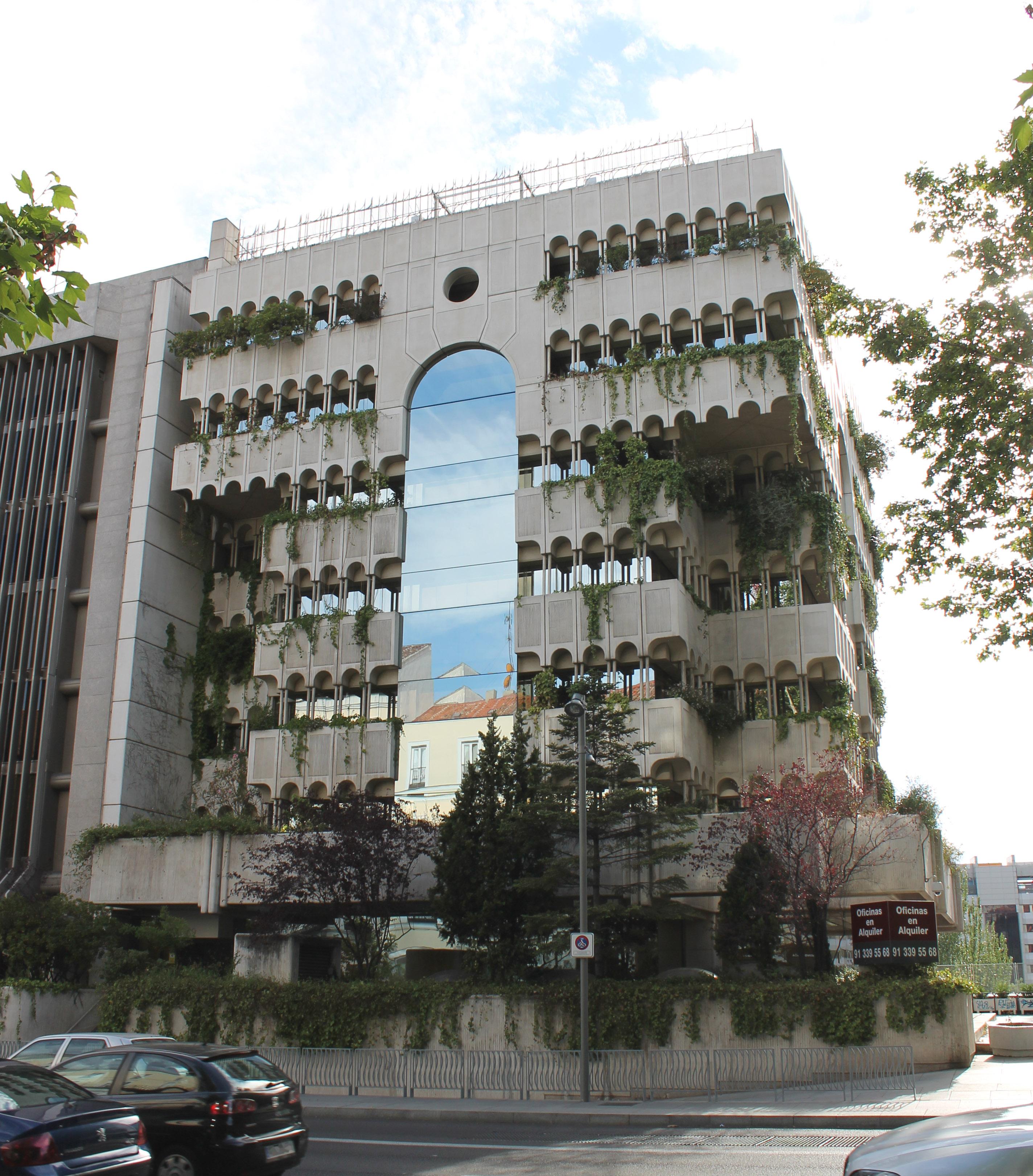 File edificio serrano 69 madrid wikimedia commons - Calle serrano 55 madrid ...
