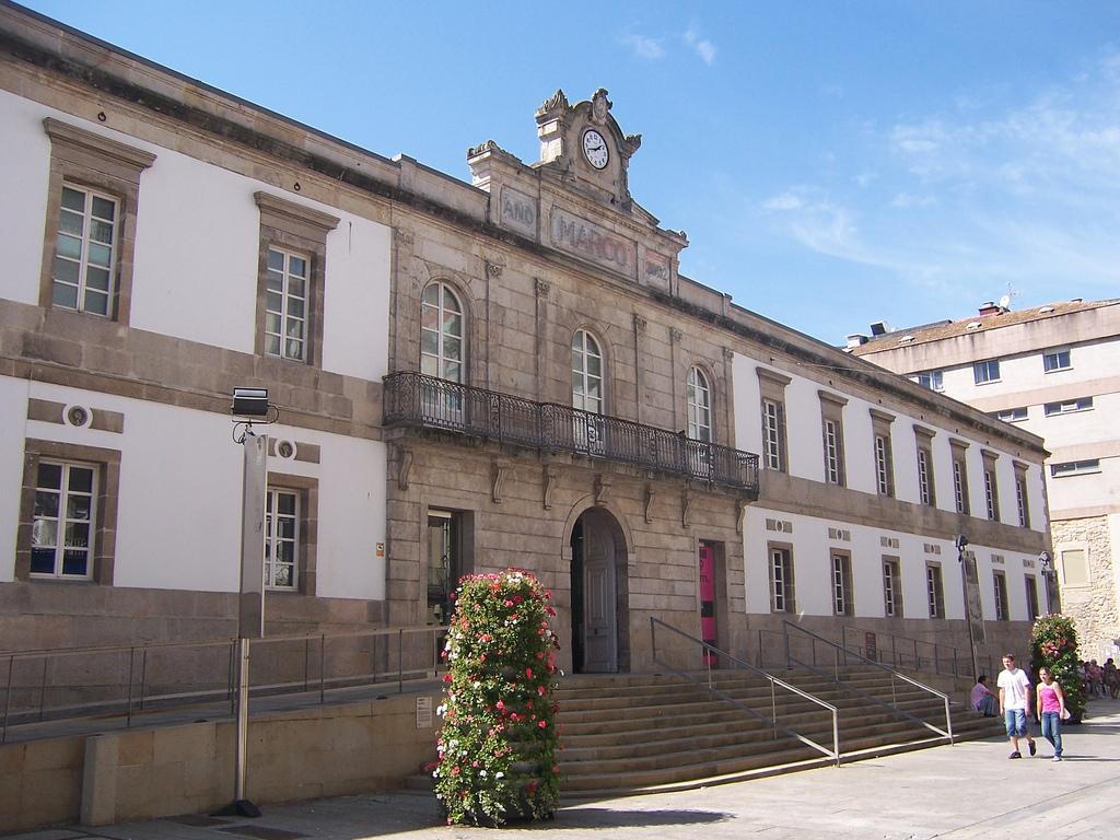 Museum of Contemporary Art, Vigo - Wikipedia