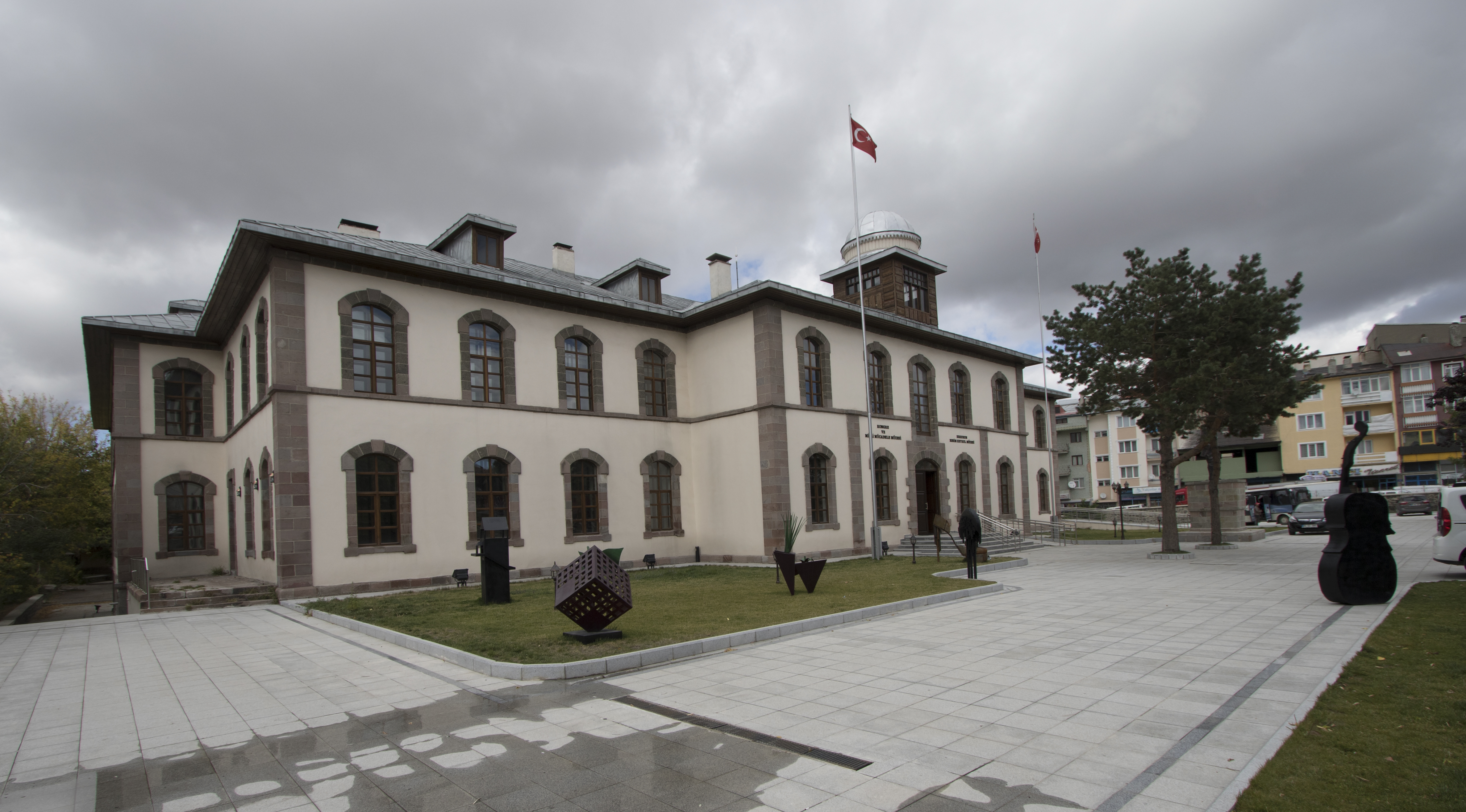 File:Erzurum Kongre ve Milli Mücadele Müzesi - Museum of ...
