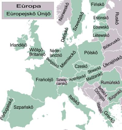 Europejsko Unijo CBS ubt2