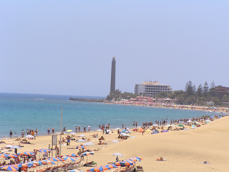 File faro maspalomas gran wikimedia commons - Living in gran canaria ...