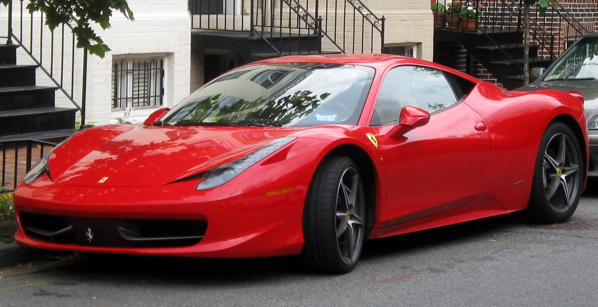 Ferrari 458 Italia Photos