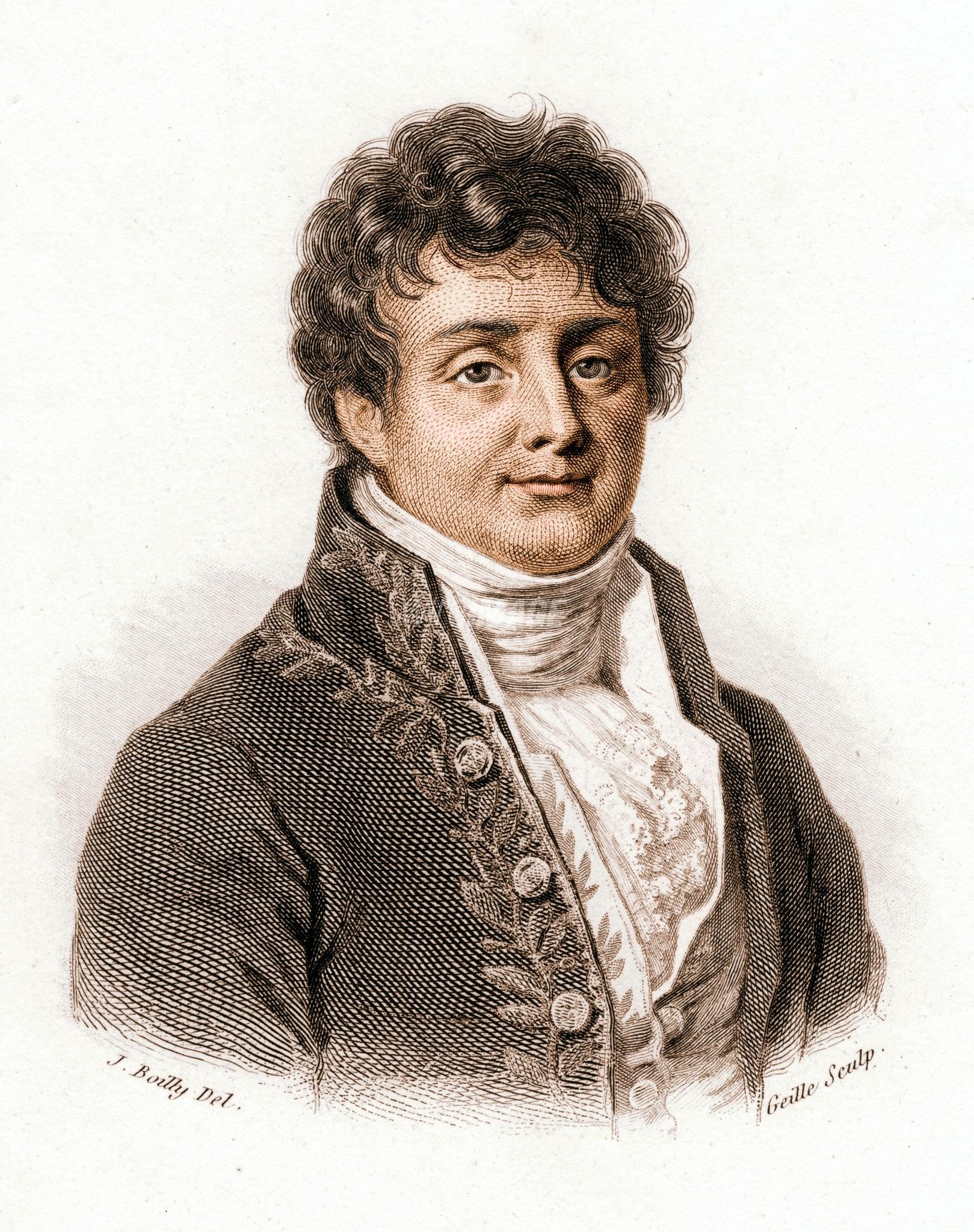 Joseph Fourier - Wikipedia