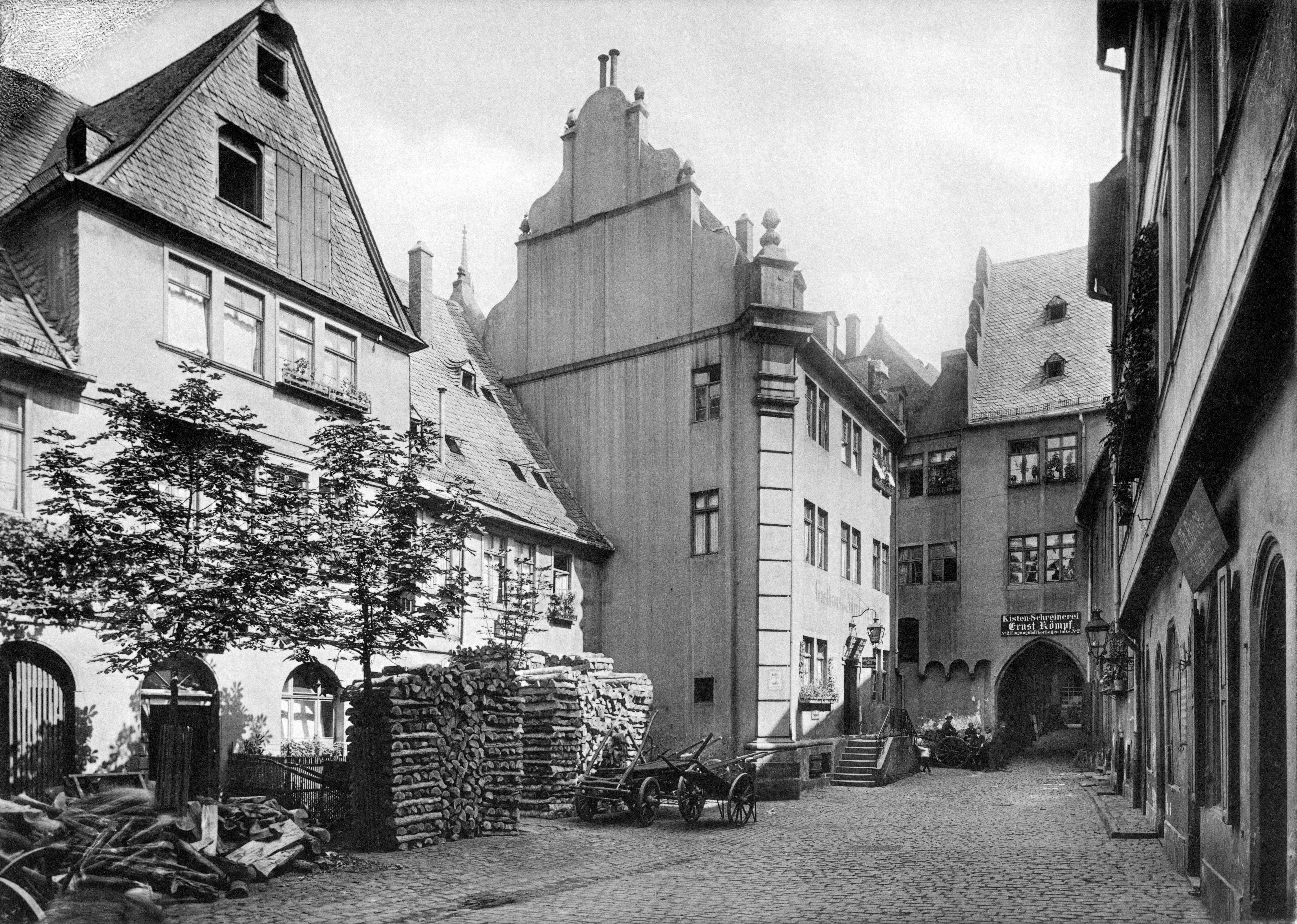 Alte Börse Frankfurt Am Main Wikipedia