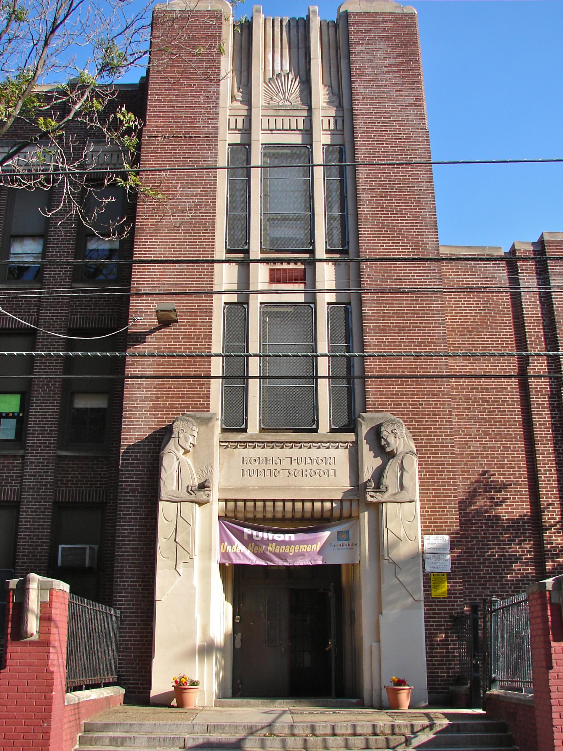 Robert Fulton School Wikipedia