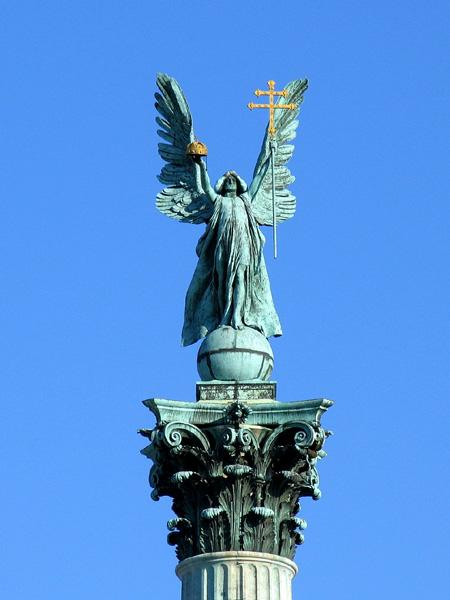 Gabriel Angel Statues tundertimi's Music P...