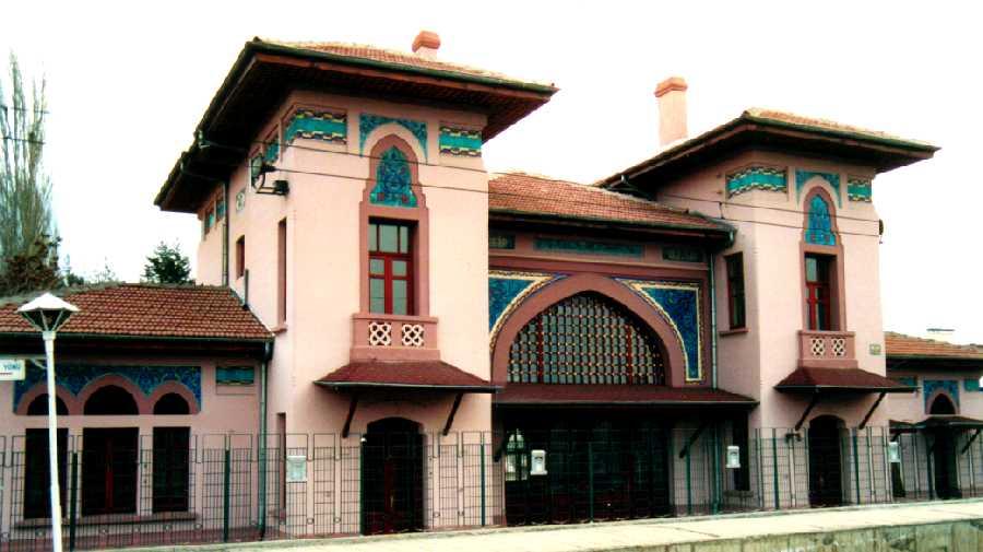 Gazi Tren İstasyonu - Vikipedi