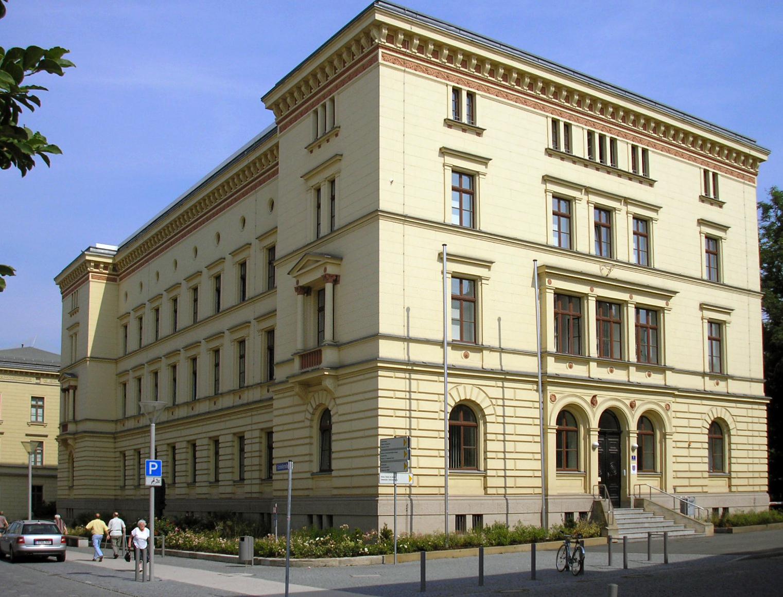 Amtsgericht Gera – Wikipedia