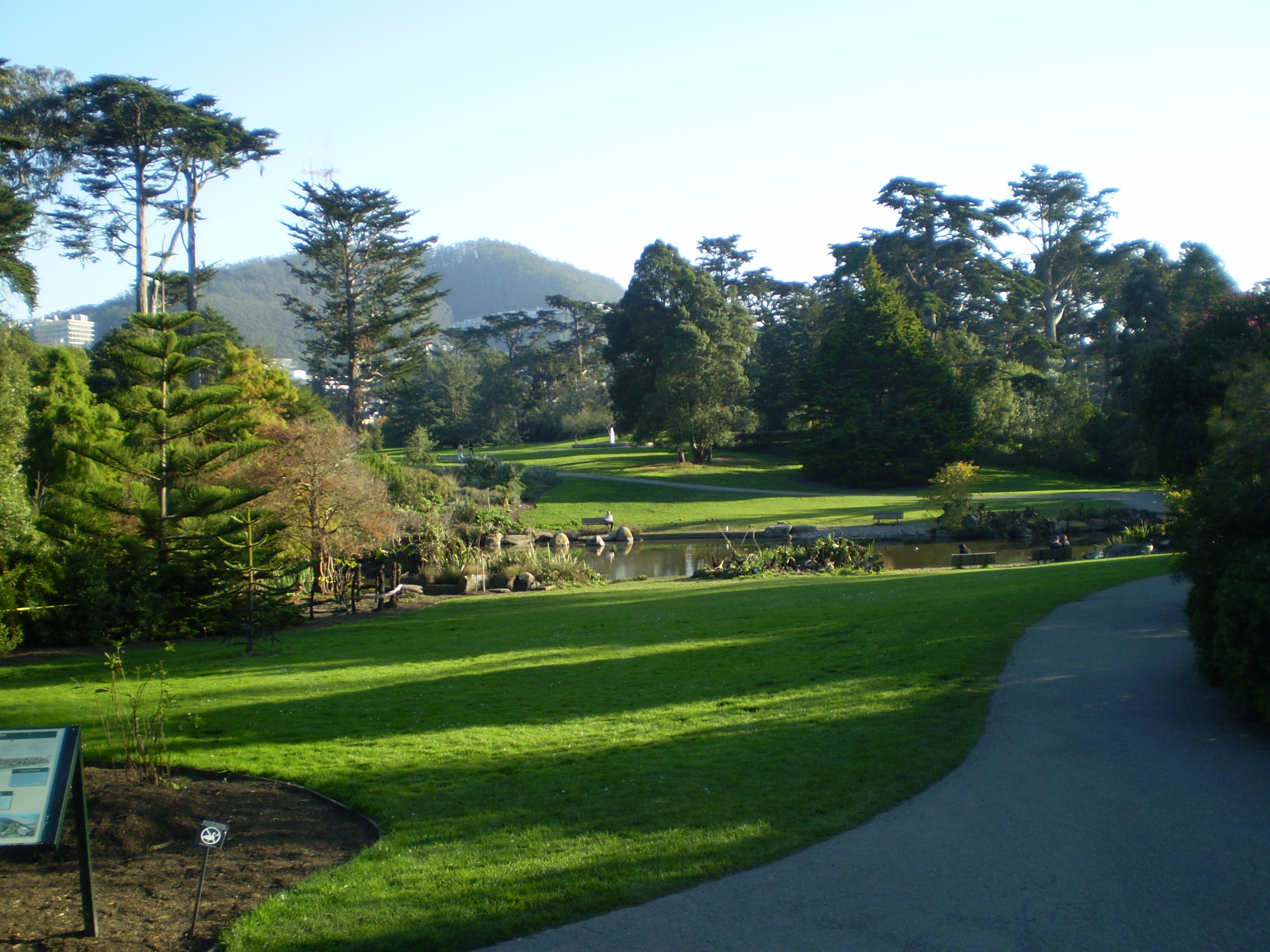 Golden Gate Park Closed To Cars