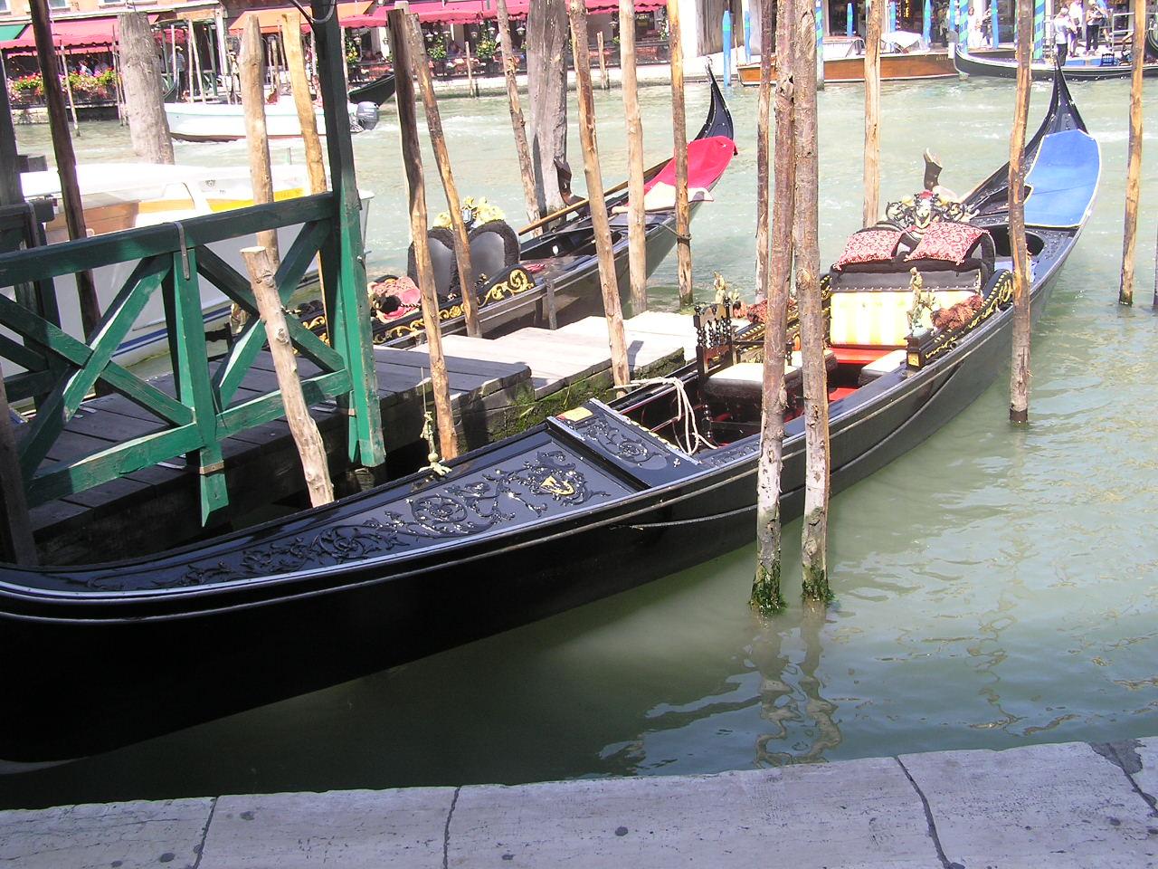 World Travel  Venice Beatiful Gondola Best Images