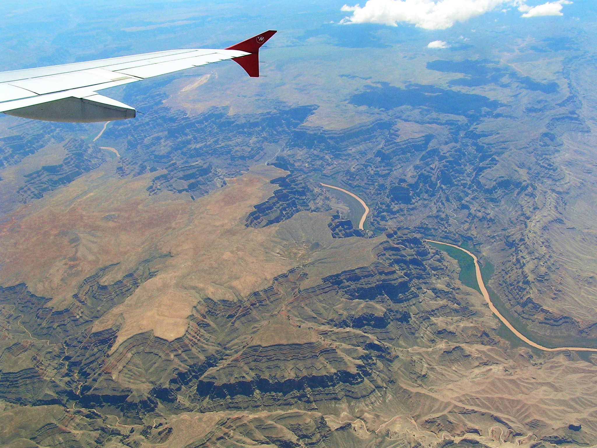 Grand Canyon Flights From Vegas