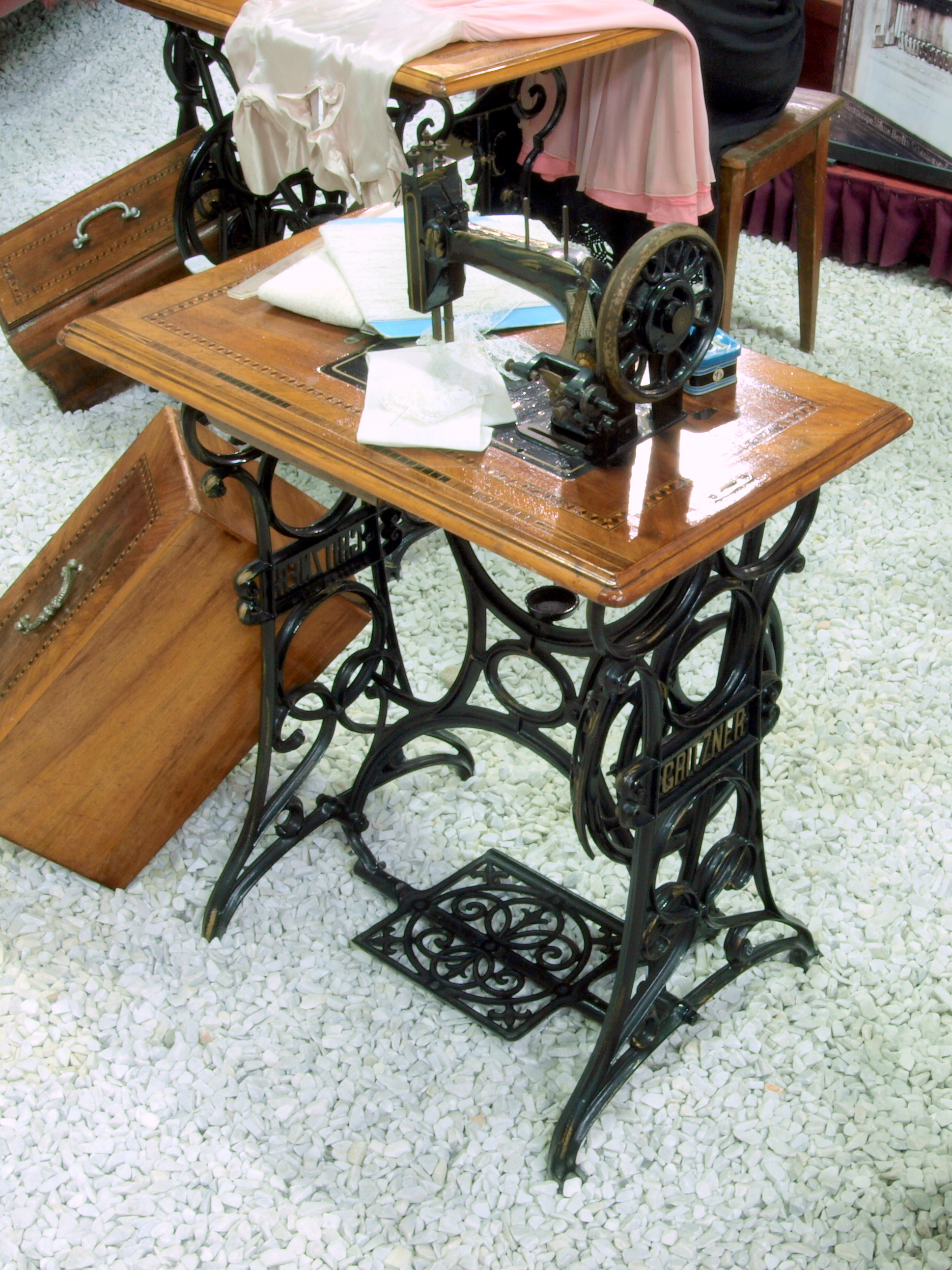 gritzner sewing machine