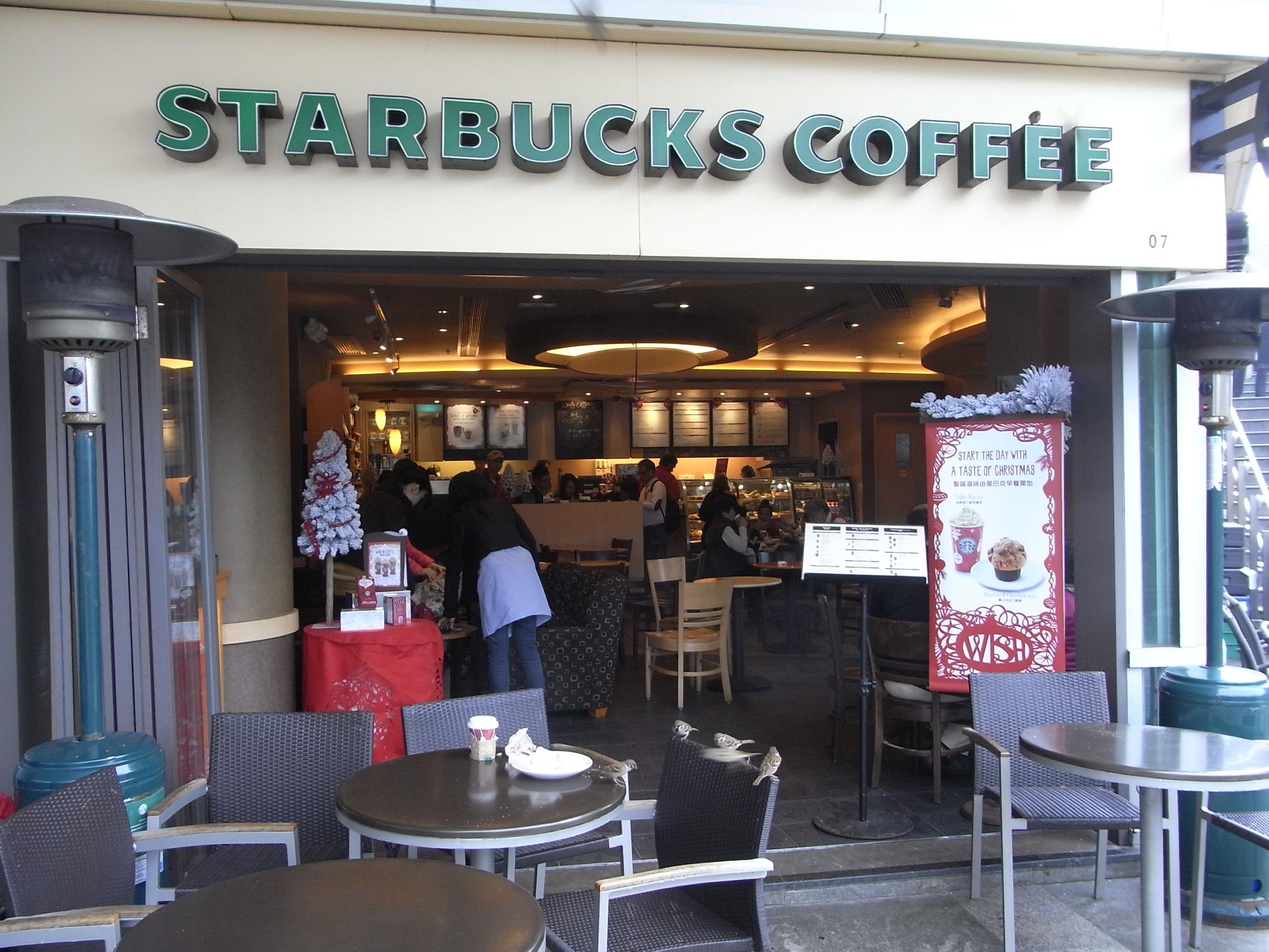 Filehk Peak Galleria 山頂廣場 Starbucks Coffee 1jpg Wikimedia