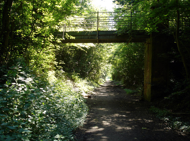 Hadleigh Railway Walk - geograph.org.uk - 1370622
