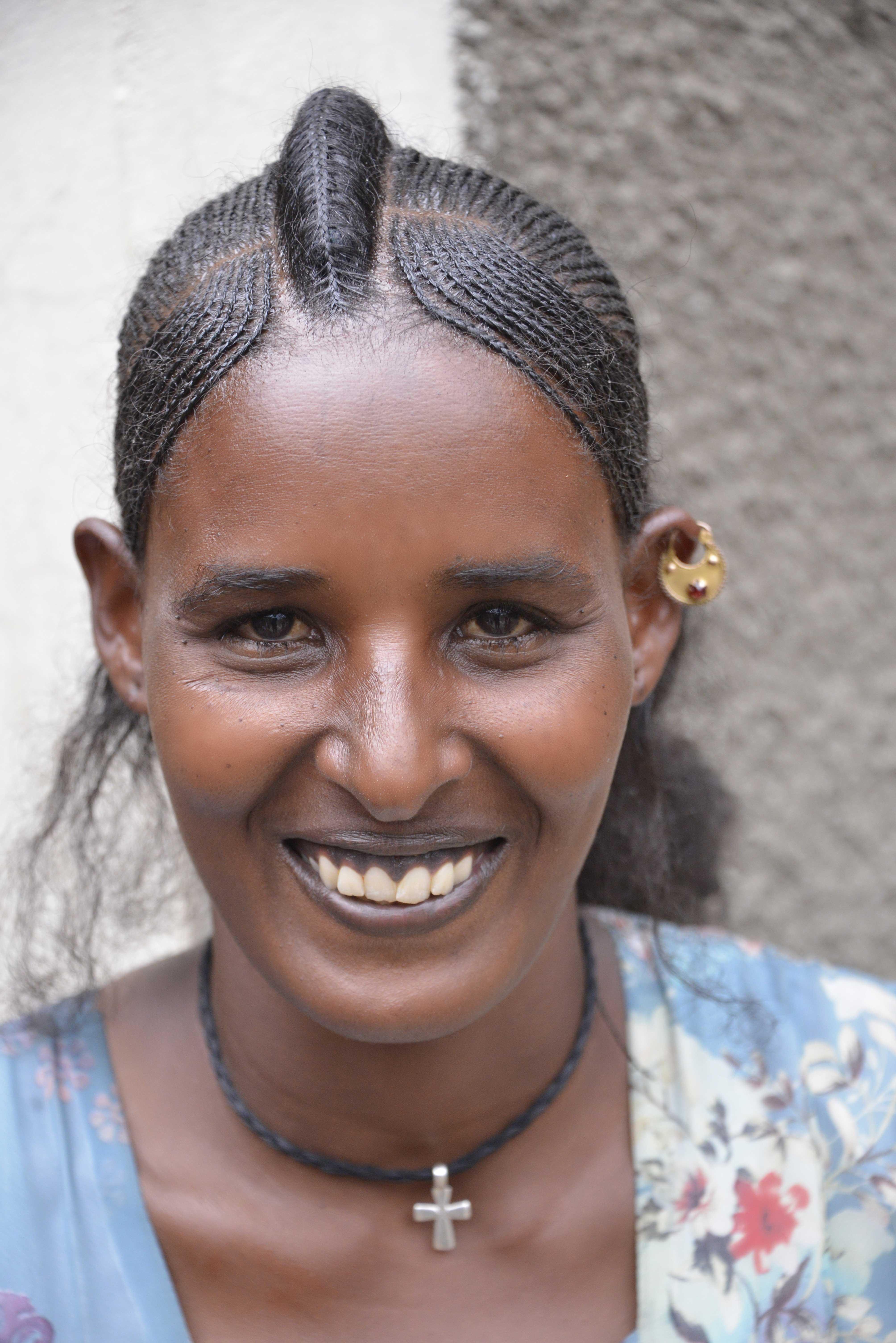 Ethiopian Hair Design