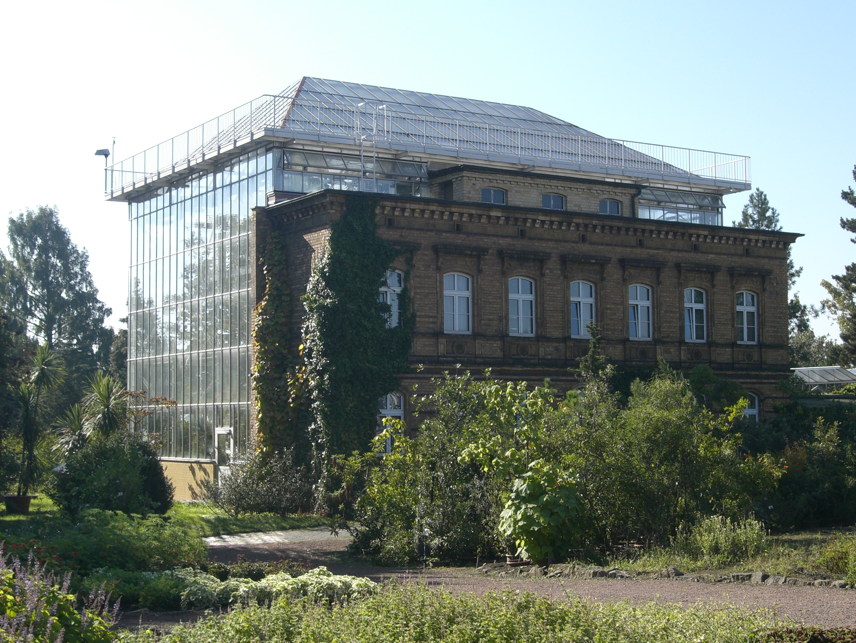 Botanischer Garten Halle Wikiwand