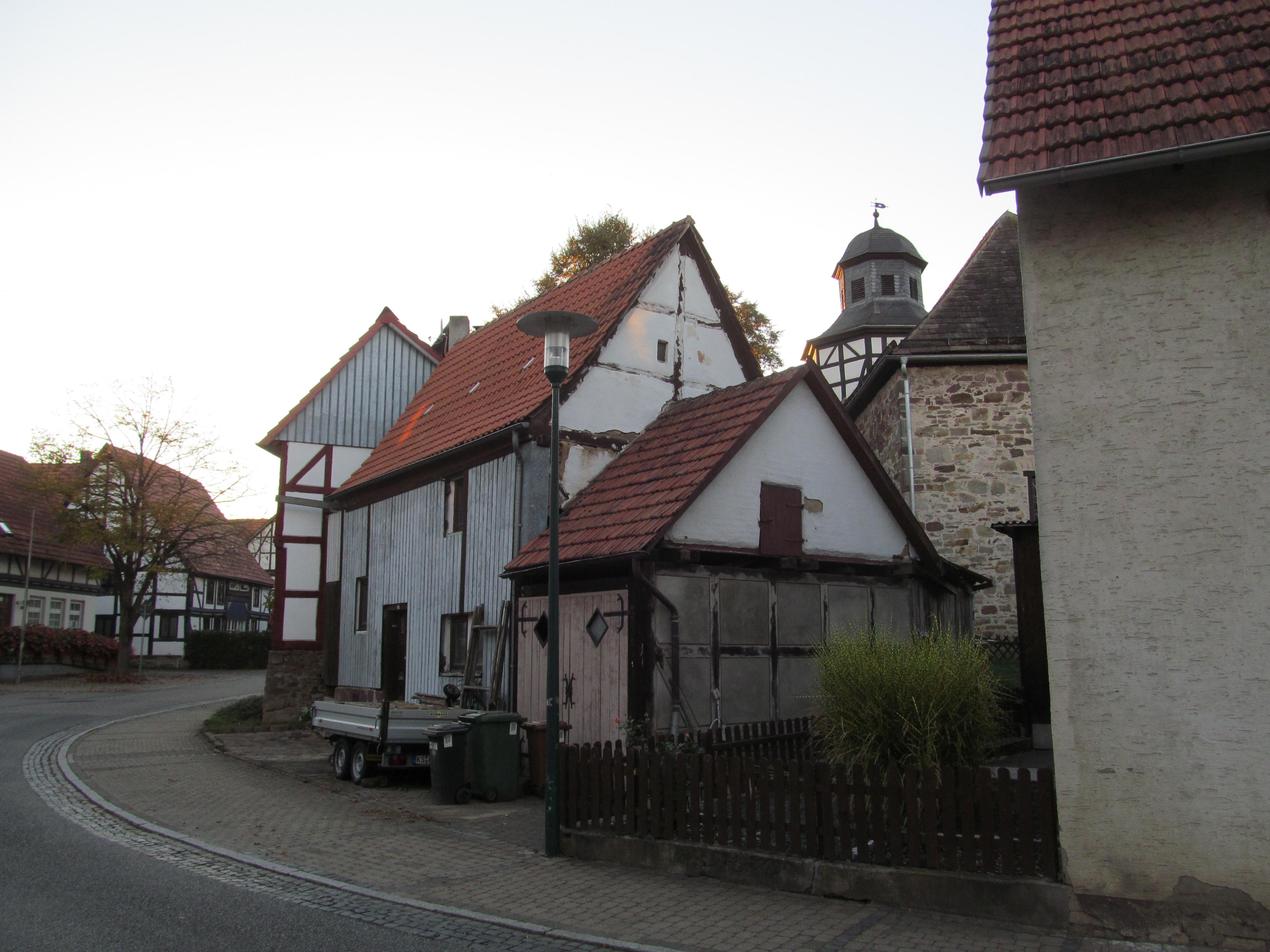 File:Hauptstraße 71, 2, Hümme, Hofgeismar, Landkreis Kassel